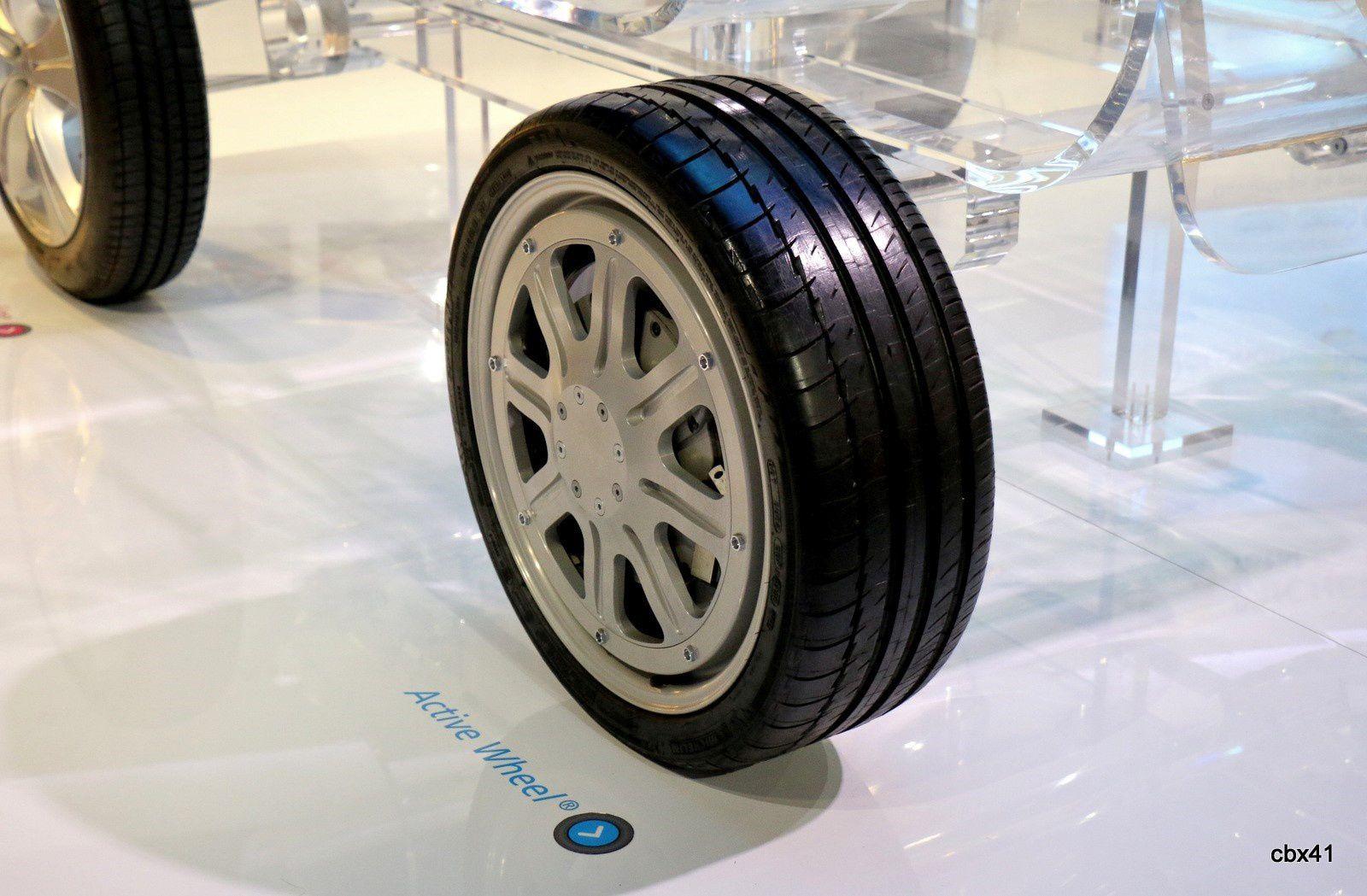 L'Aventure Michelin, le radial à la conquète du monde