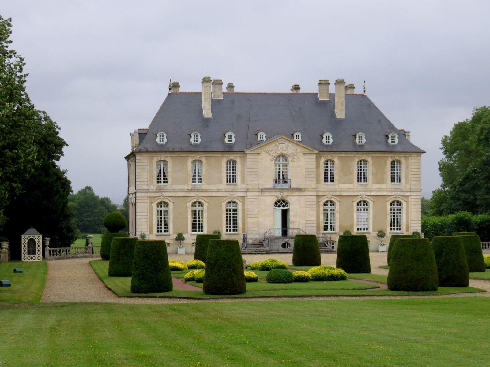 Château de Vendeuvre, le faisandoir