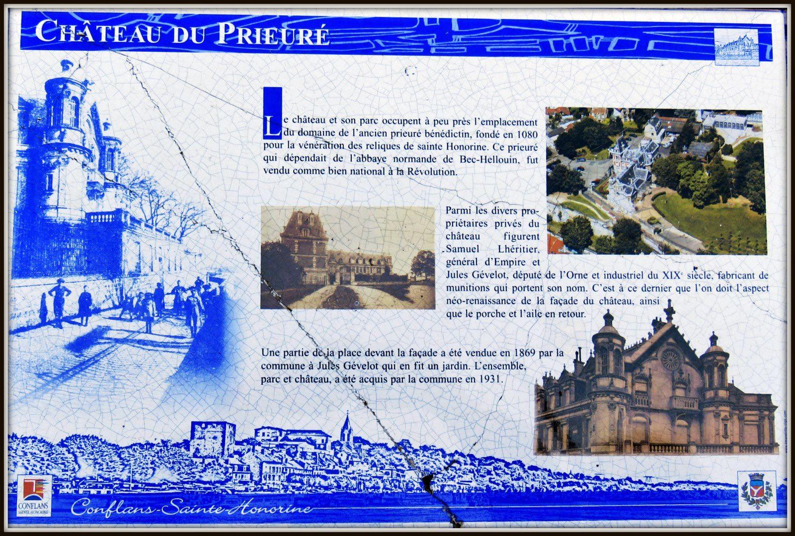 Musée de la Batellerie à Conflans-Sainte-Honorine, remorqueur type Pelvoux