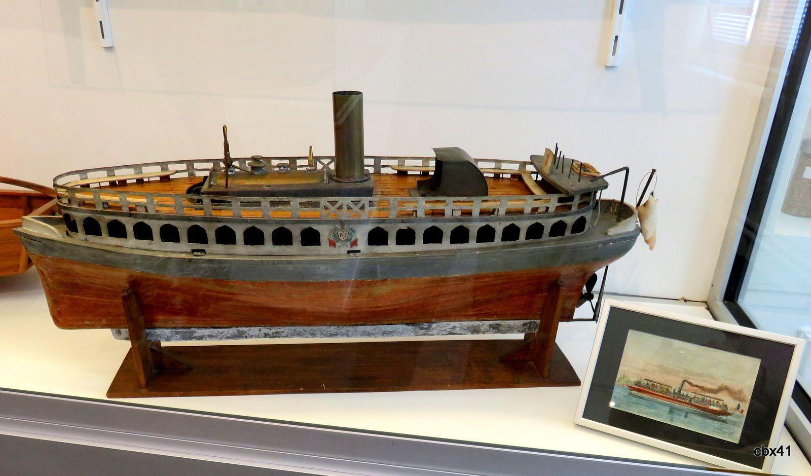 Le retour de la campagne, musée de la batellerie