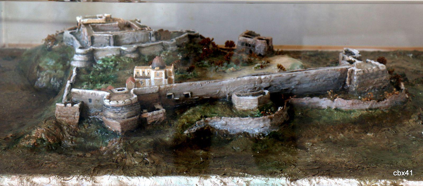La prison, citadelle de Milazzo