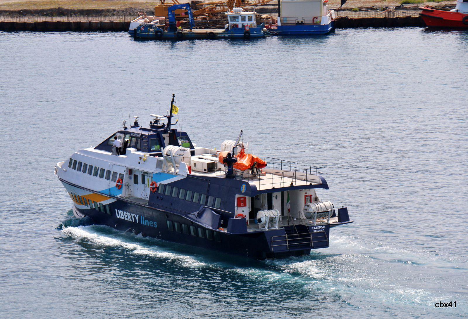"Ferry ""Calipso"""