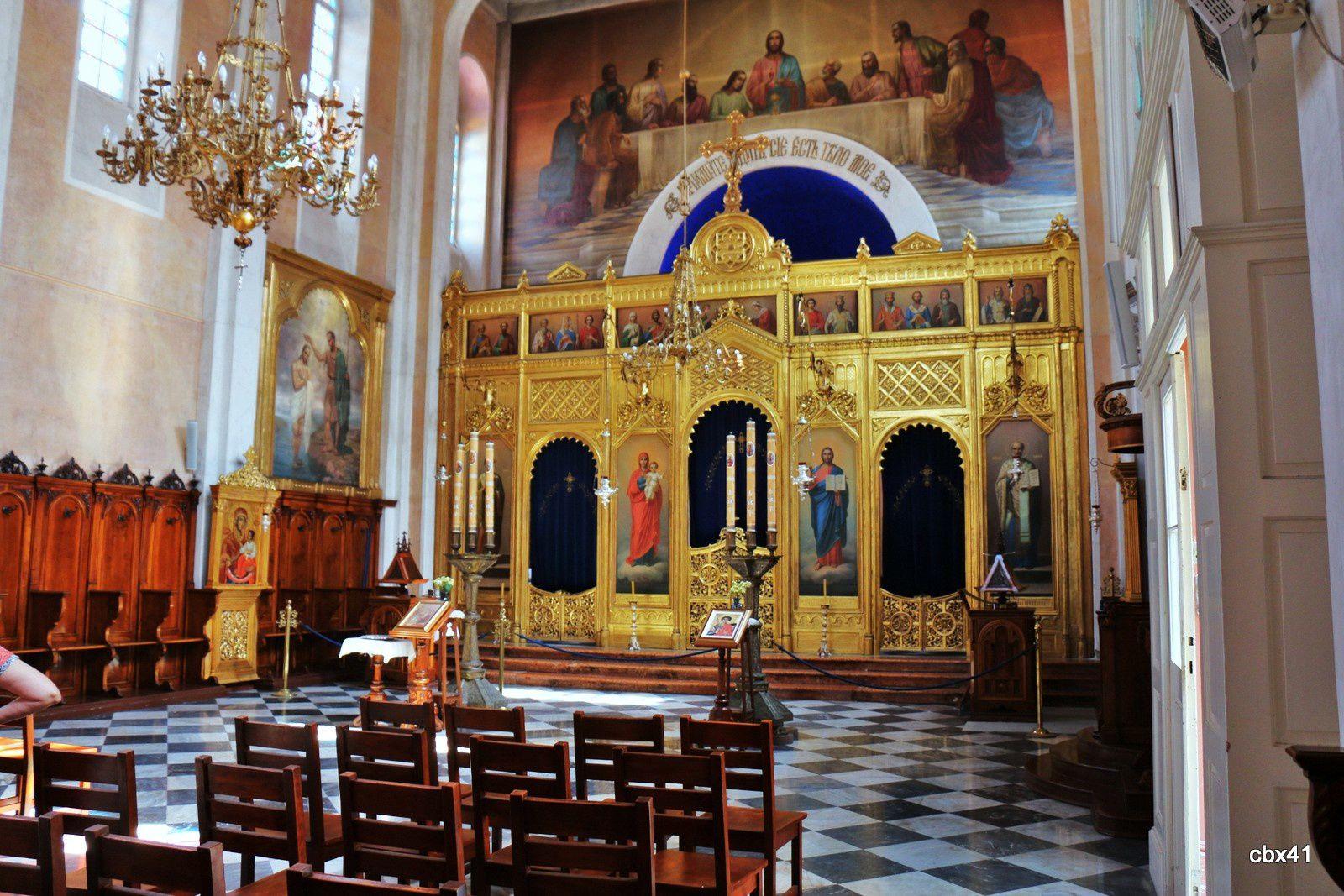 Eglise de l'Annonciation, vieille ville de Dubrovnik (Croatie)