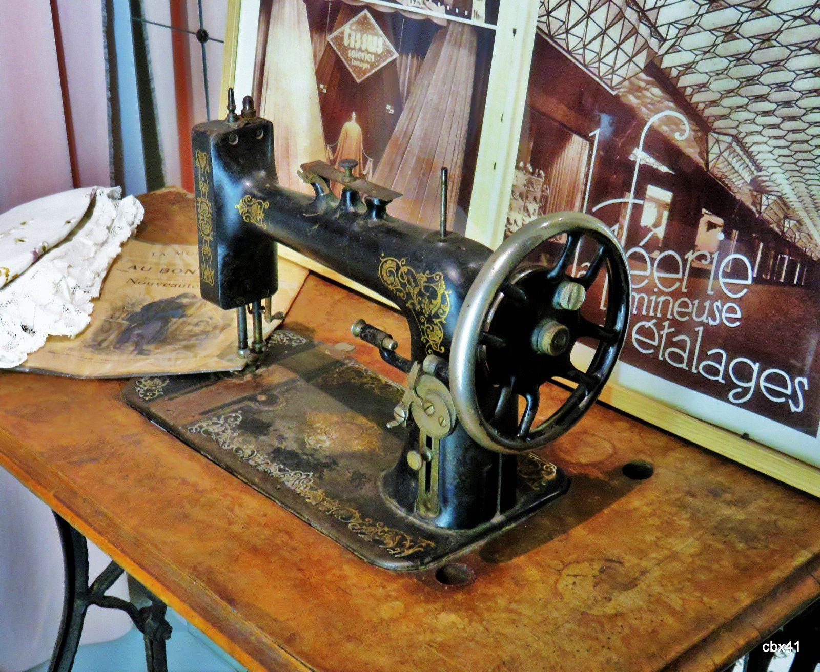 Couture, musée des automates (Falaise)