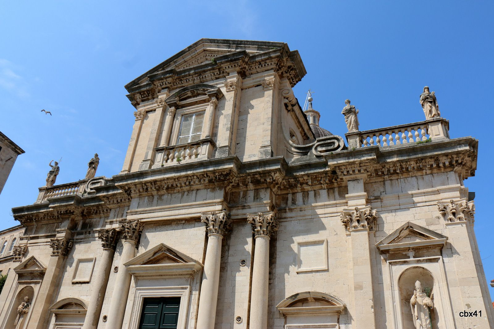 Cathédrale de Dubrovnik (Croatie), chapelles