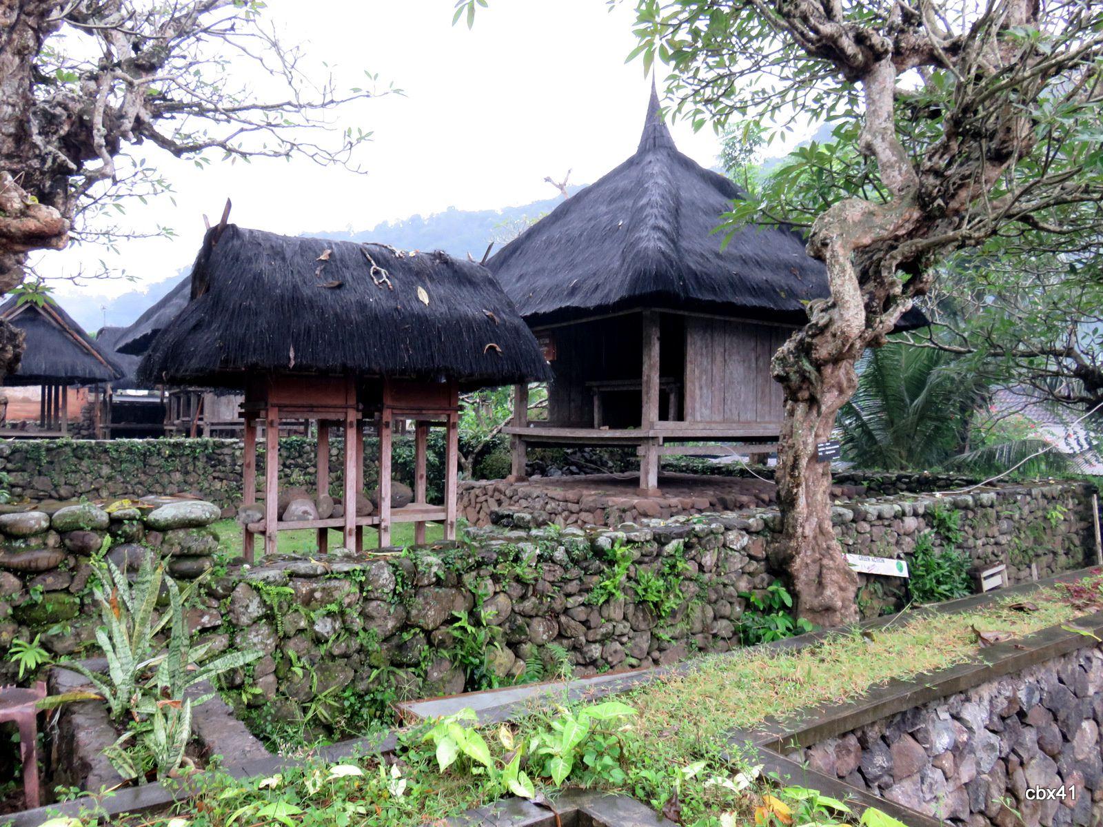 Tenganan Pegringsingan (Bali), constructions