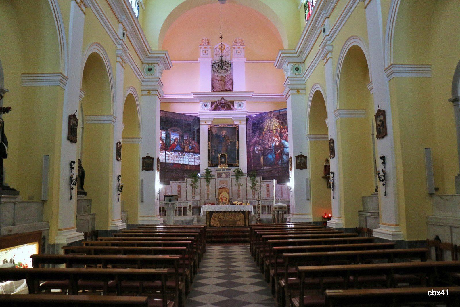 Eglise saint Pierre, Lipari