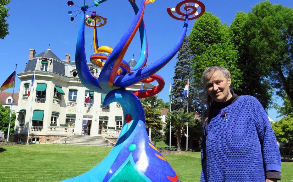 Claire Ochsner, Spigollo 2 mouvements grâce au vent
