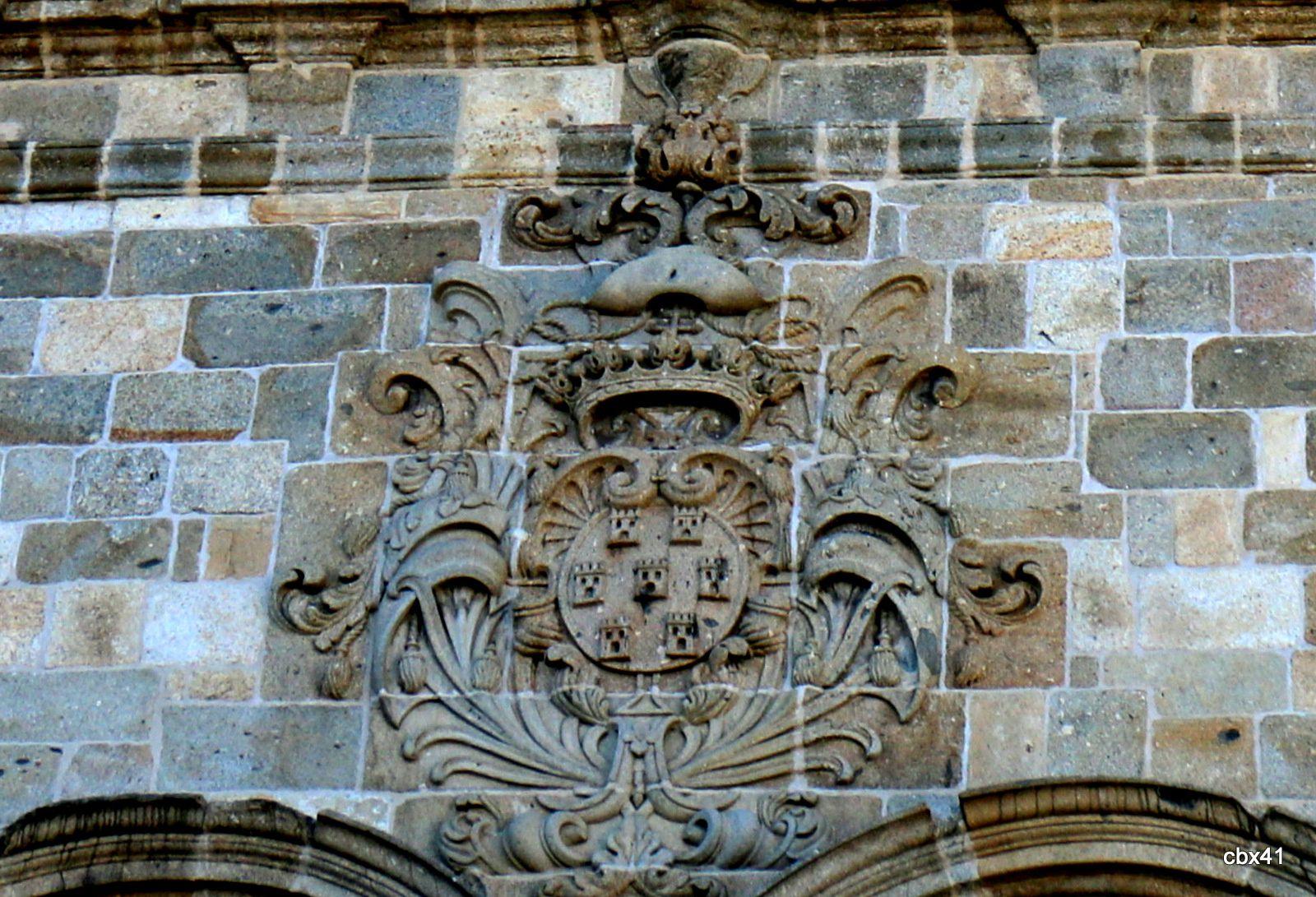 La cathédrale de Braga (Portugal)