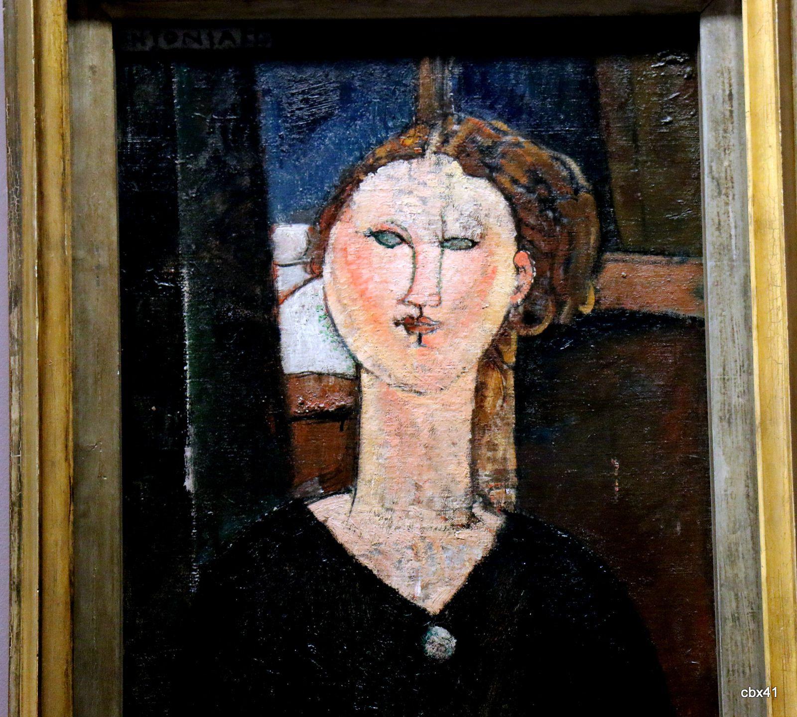 Amedeo Modigliani, Antonia