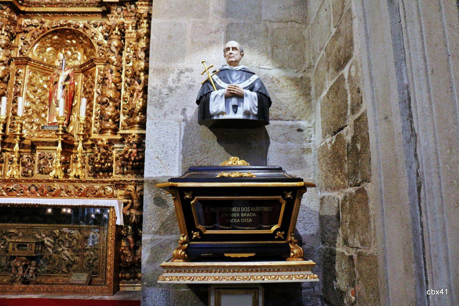 S. Bartolomeu dos Martires, cathédrale de Braga (Portugal)