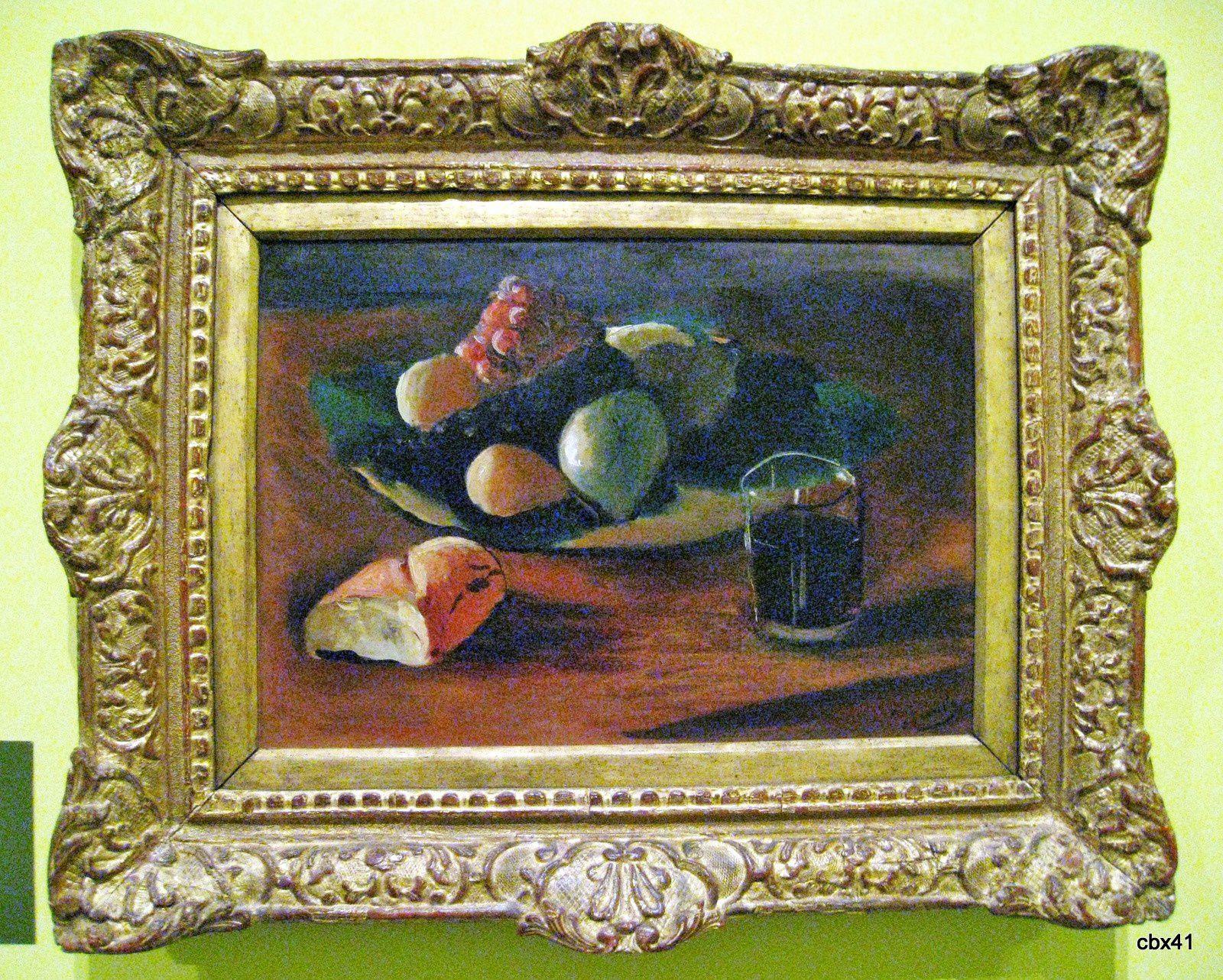 André Derain, Nature morte au verre de vin