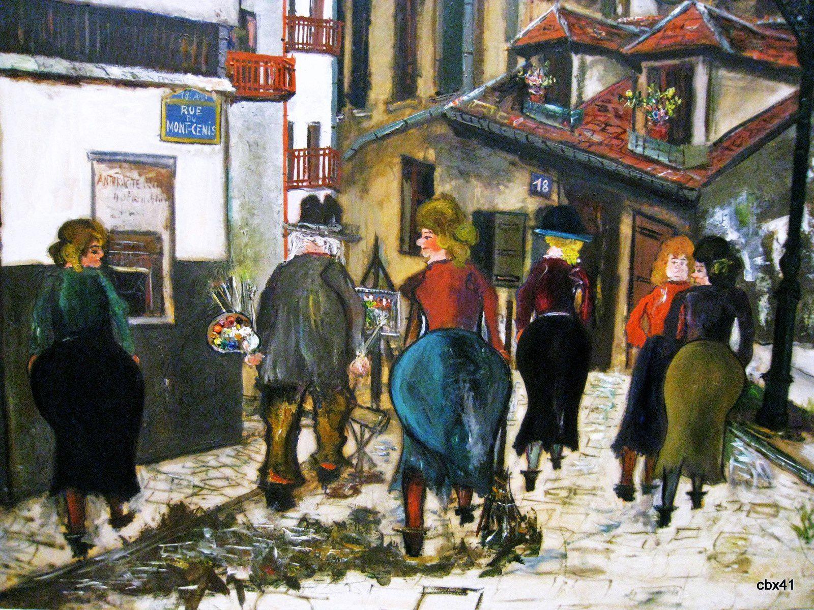 Maurice Utrillo, La maison Bernot