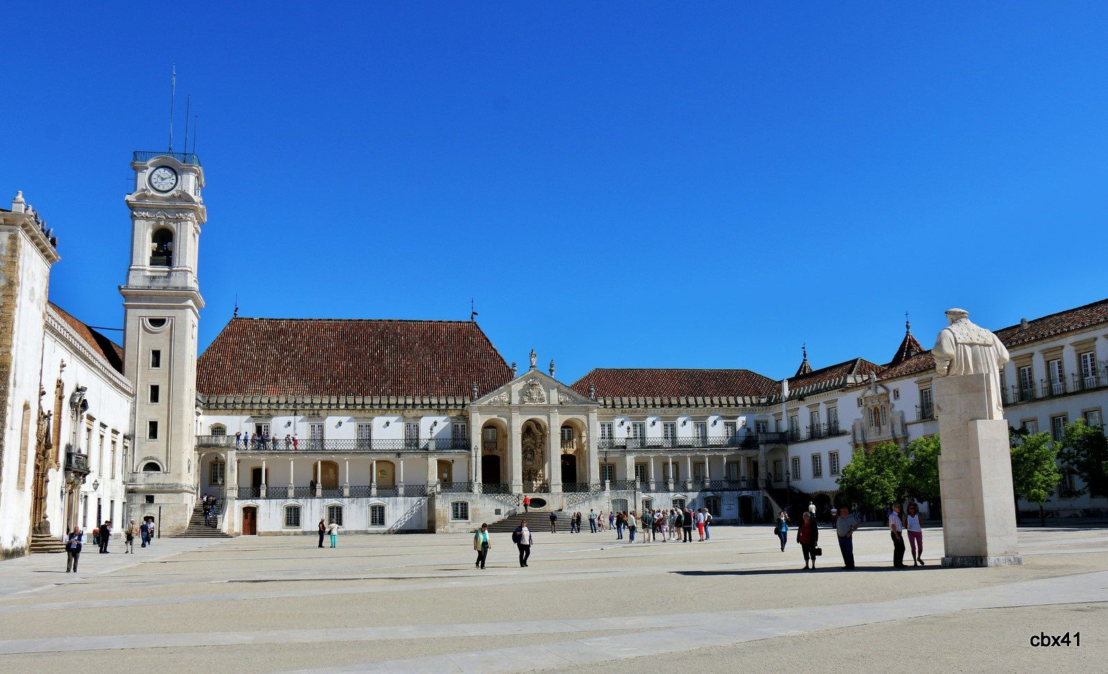 Salle des armes et Salle de l'Examen Privé, Université de Coïmbra (Portugal)
