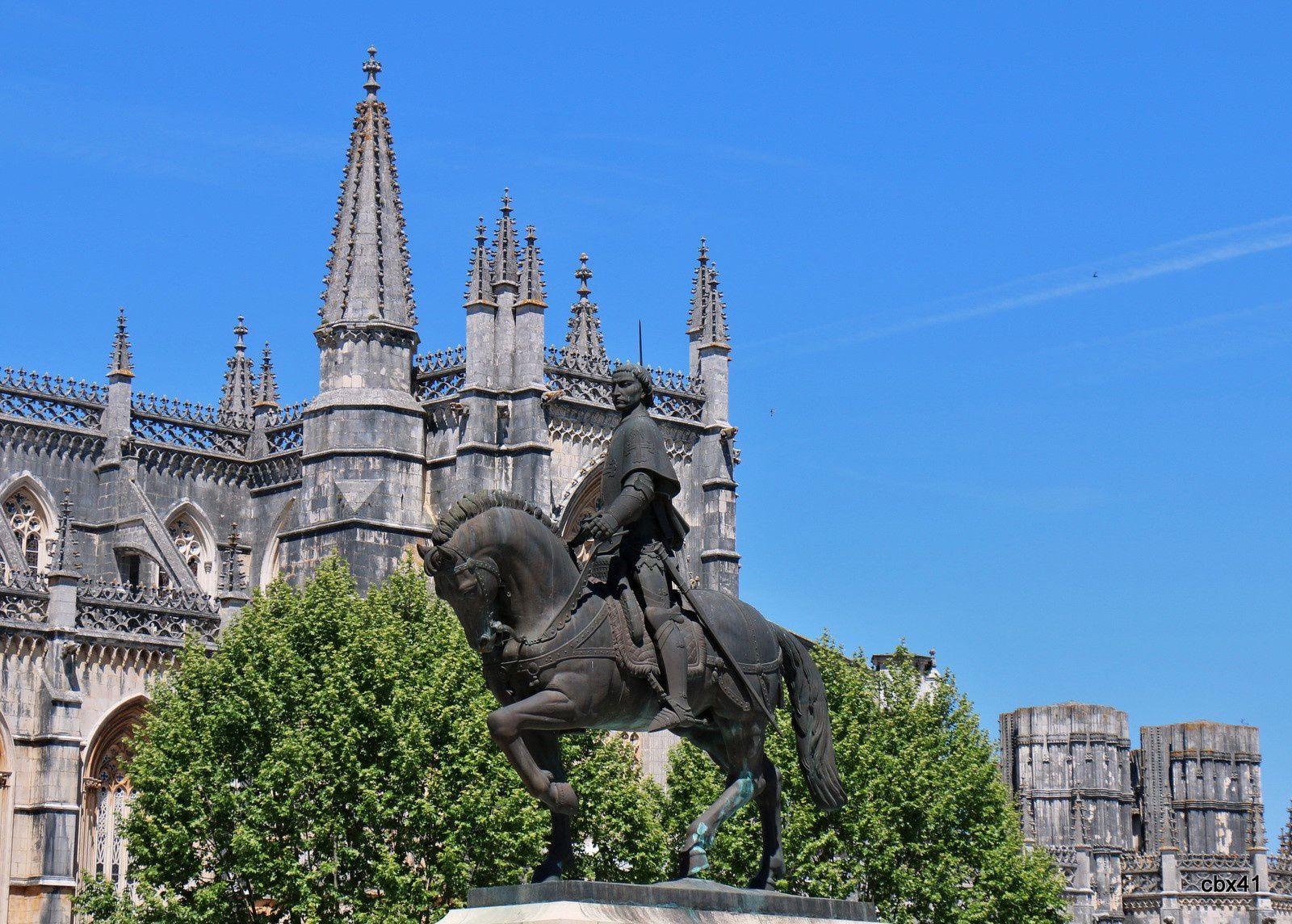 Don Nuno Álvares Pereira, Batalha (Portugal)