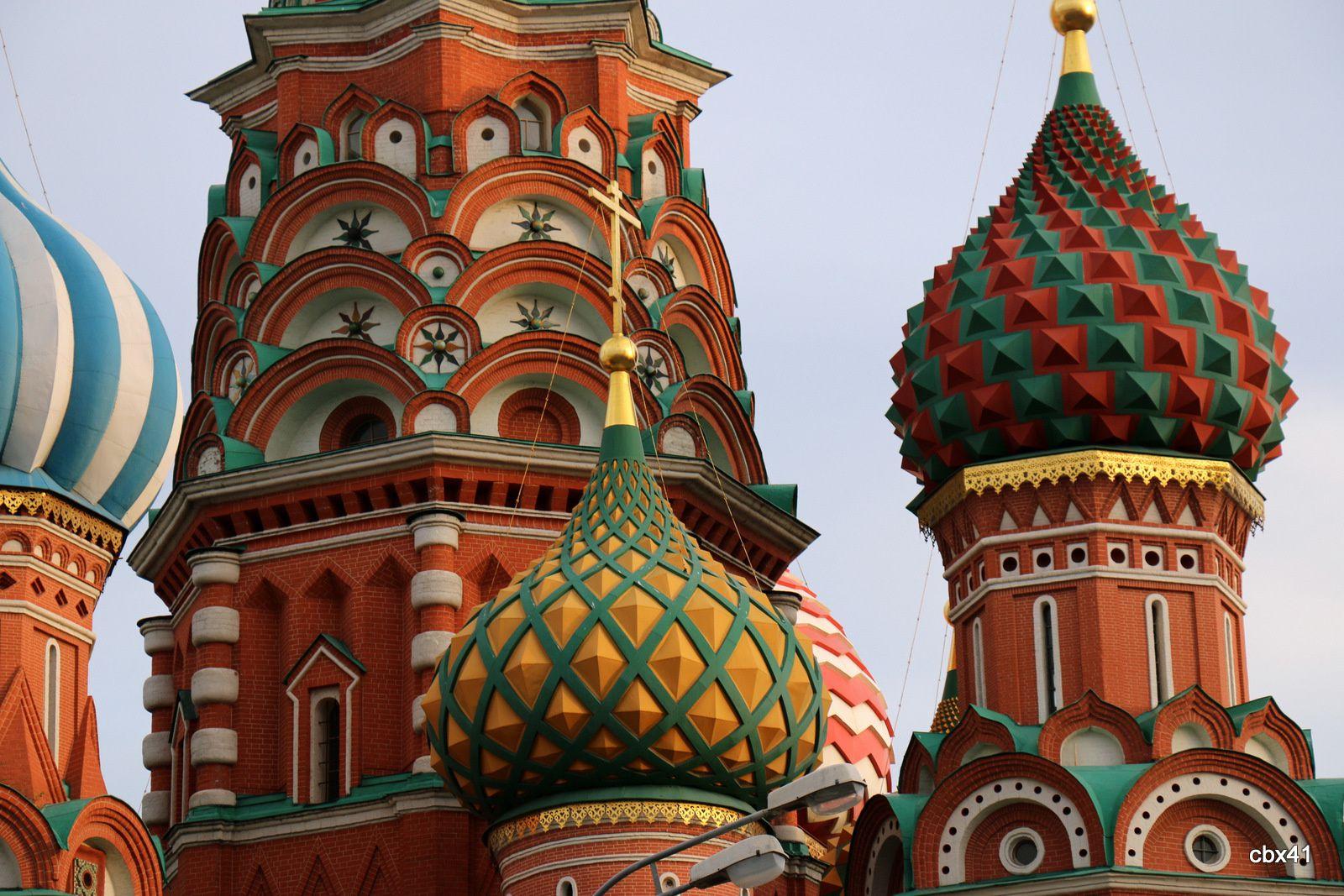 Cathédrale Saint-Basile-le-Bienheureux, Moscou