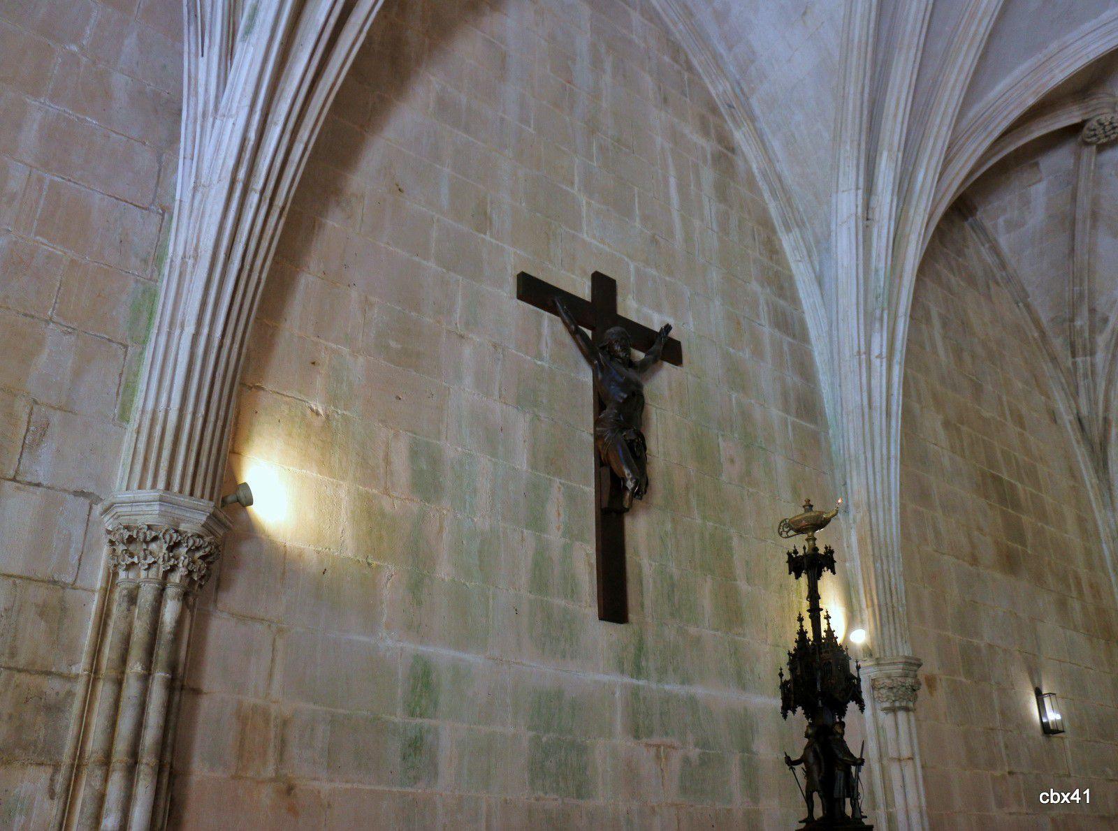 Mémorial du soldat inconnu, Salle du chapitre du monastère de Batalha (Portugal)
