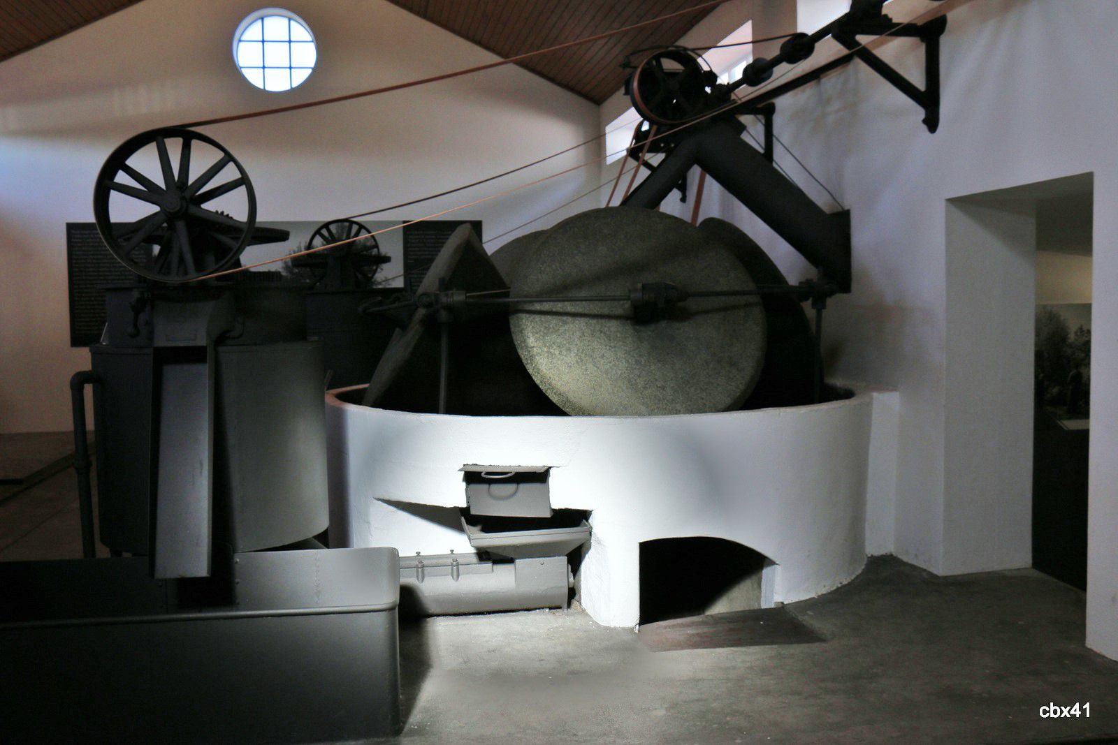 Musée de l'huile d'olive, Fátima