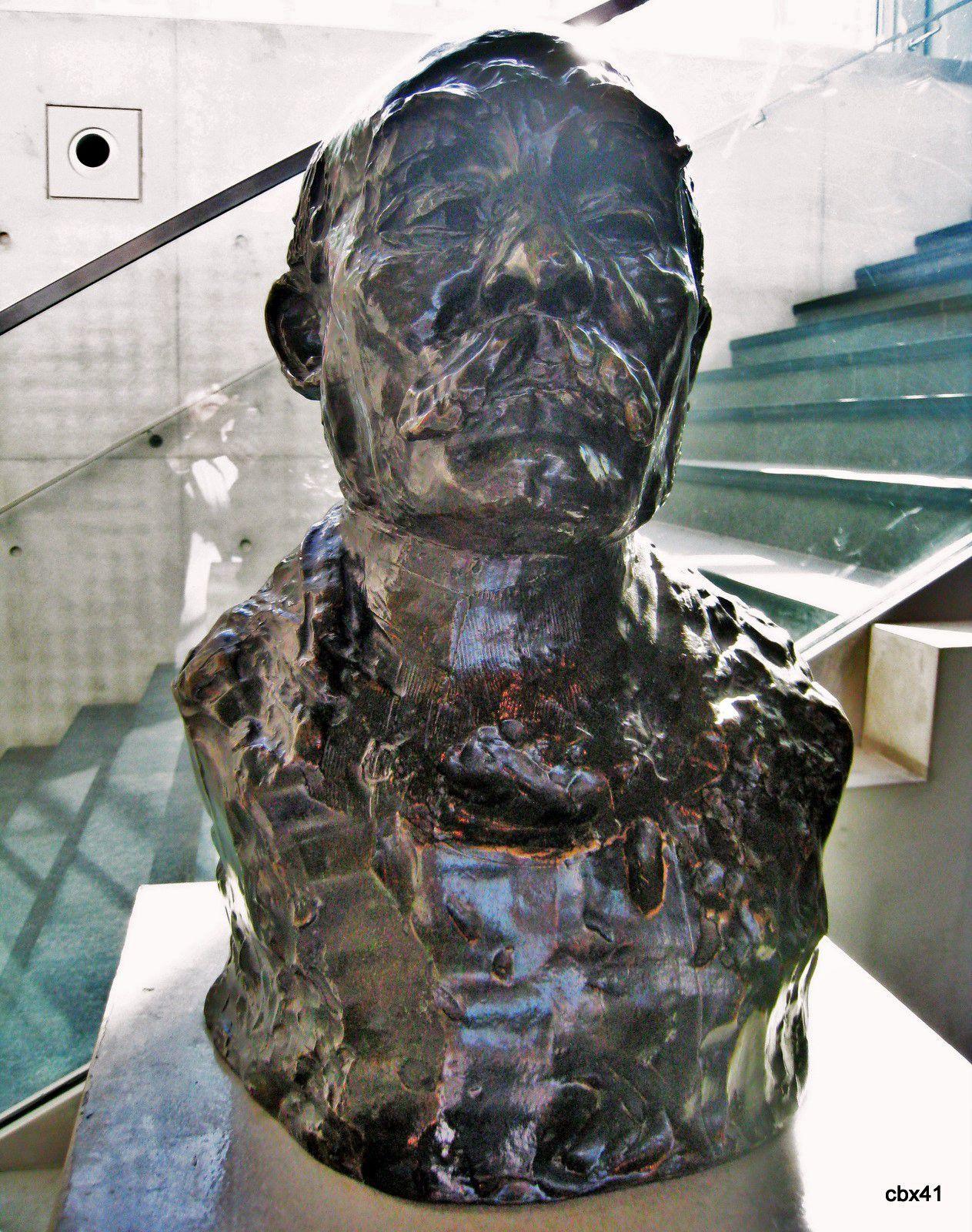 Auguste Rodin, Buste de Georges Clémenceau