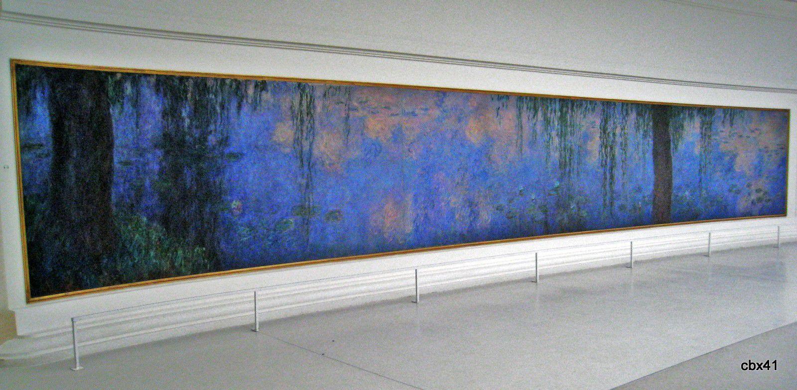 Claude Monet, Nymphéas