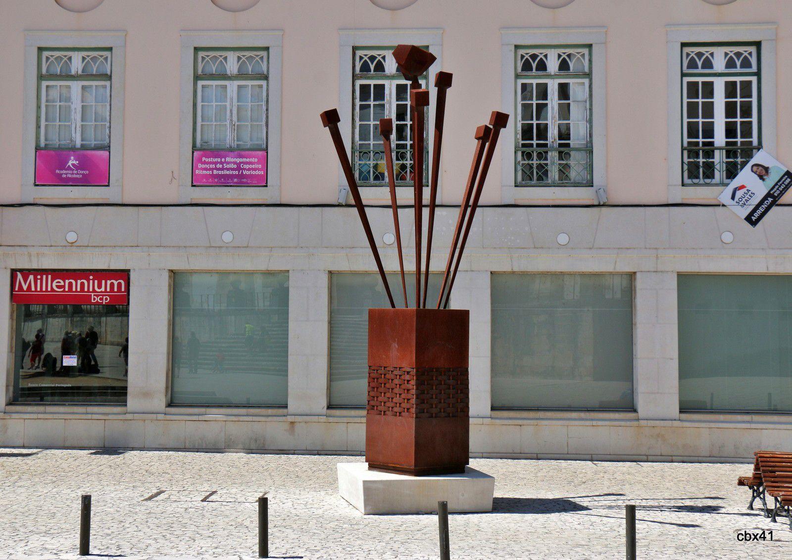 Vasque à Alcobaça (Portugal)
