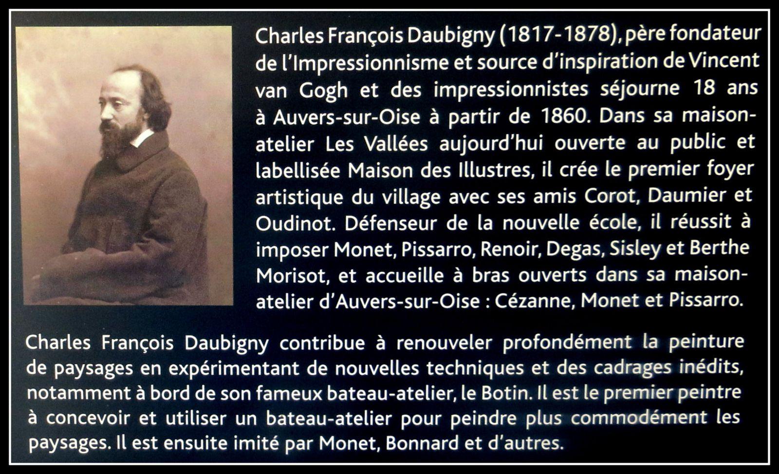 Charles François Daubigny, Le mot de Cambronne (eau forte)