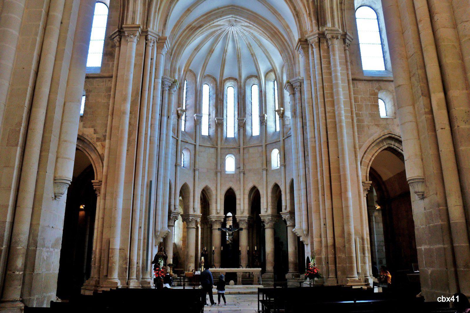 Ombeline de Jully (Umbelina), Eglise du monastère d'Alcobaça (Portugal)