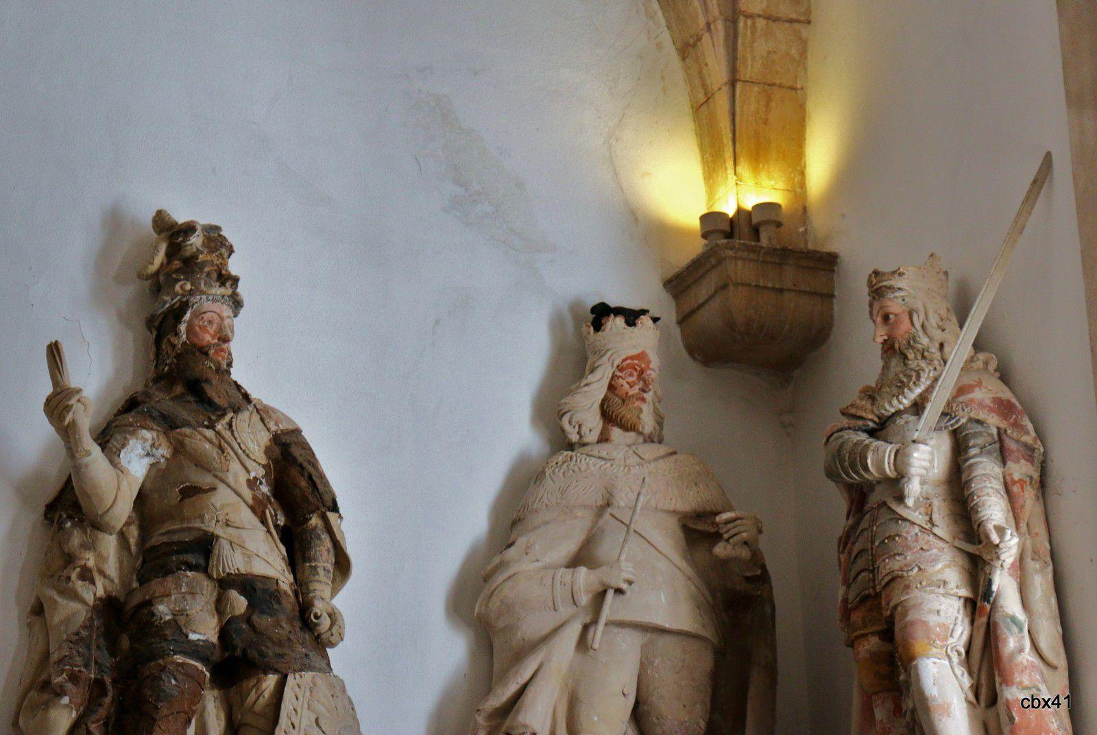 La Salle des Rois du monastère d'Alcobaça, Portugal (4/4)