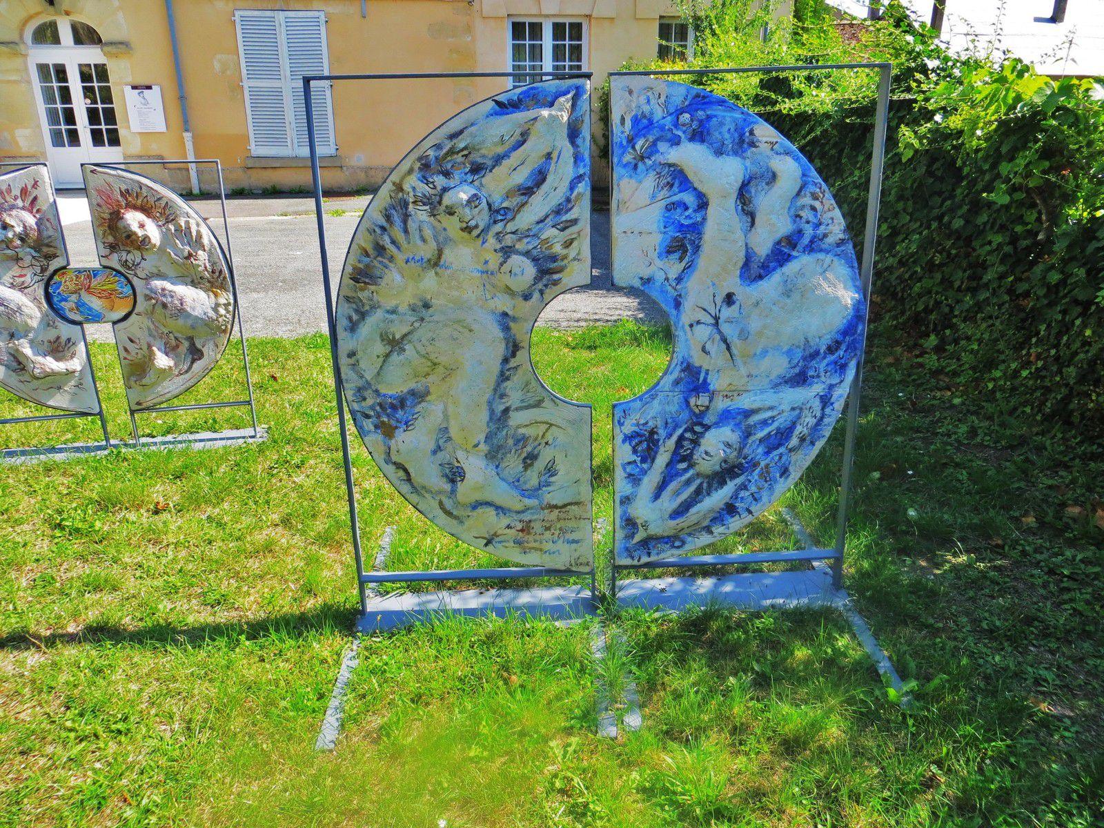 La Porte des Fées (Marianne Le Vexier), musée Daubigny