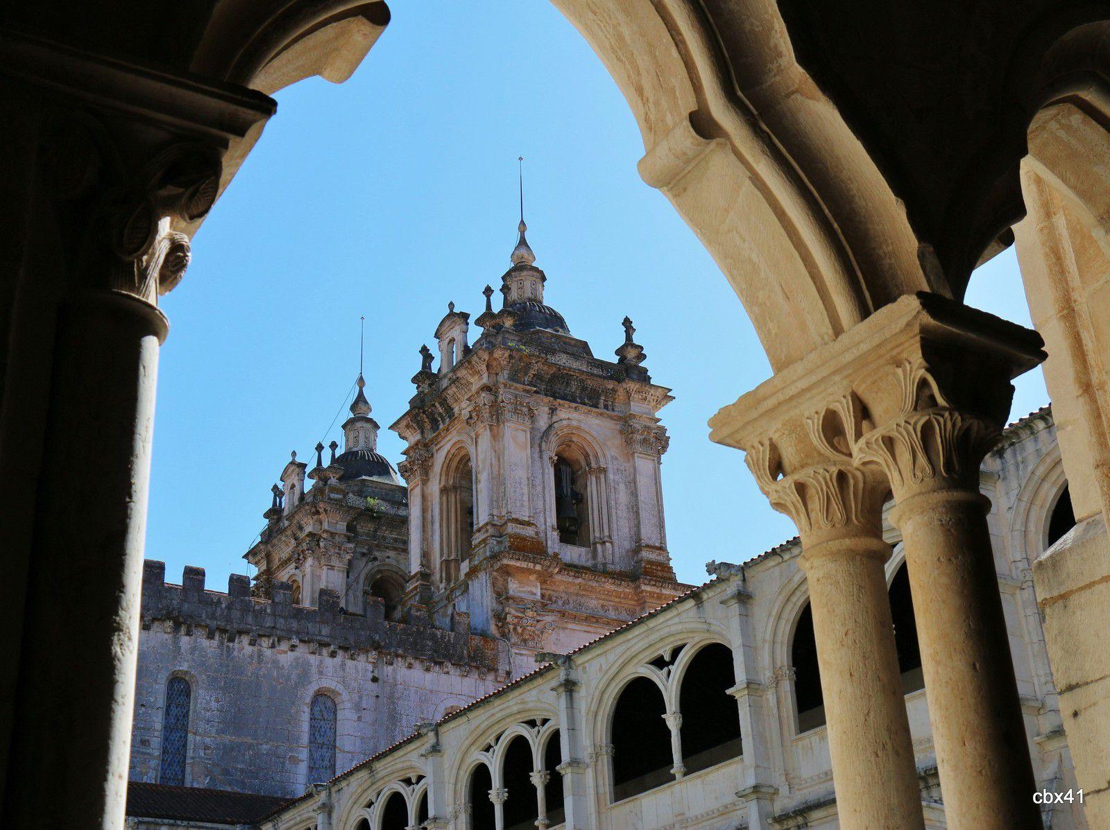 Gargouilles, monastère d'Alcobaça (Portugal)