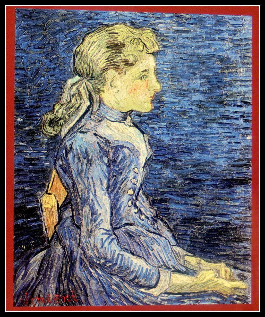 Vincent Van Gogh à l'auberge Ravoux