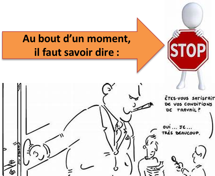 La CFDT alerte Madame Dassié, Directrice Exective Carrefour Market.