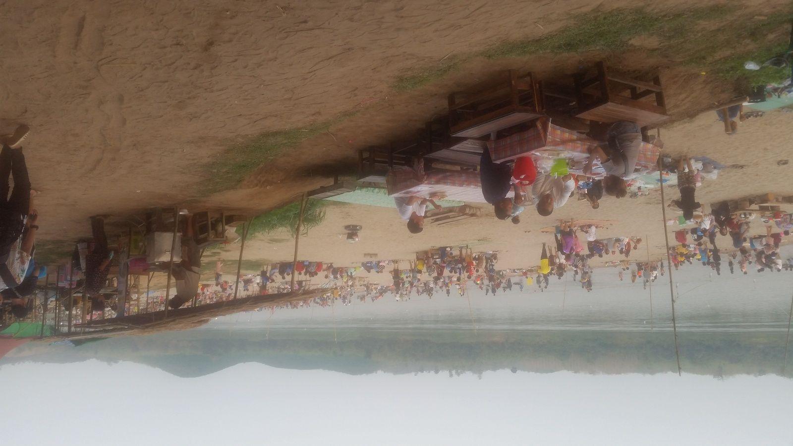 Region Chiang Khan plage de nang Khoi