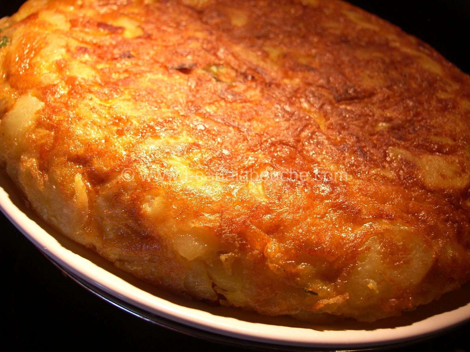 Tortilla de Patates