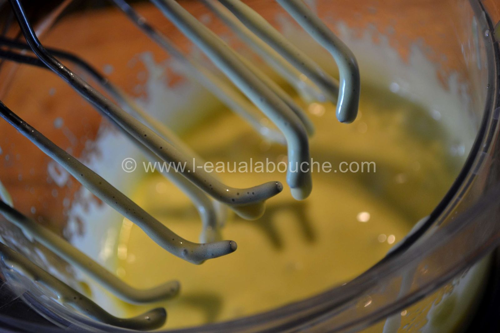 Radeau d'Asperges & de Crevettes en Mayonnaise