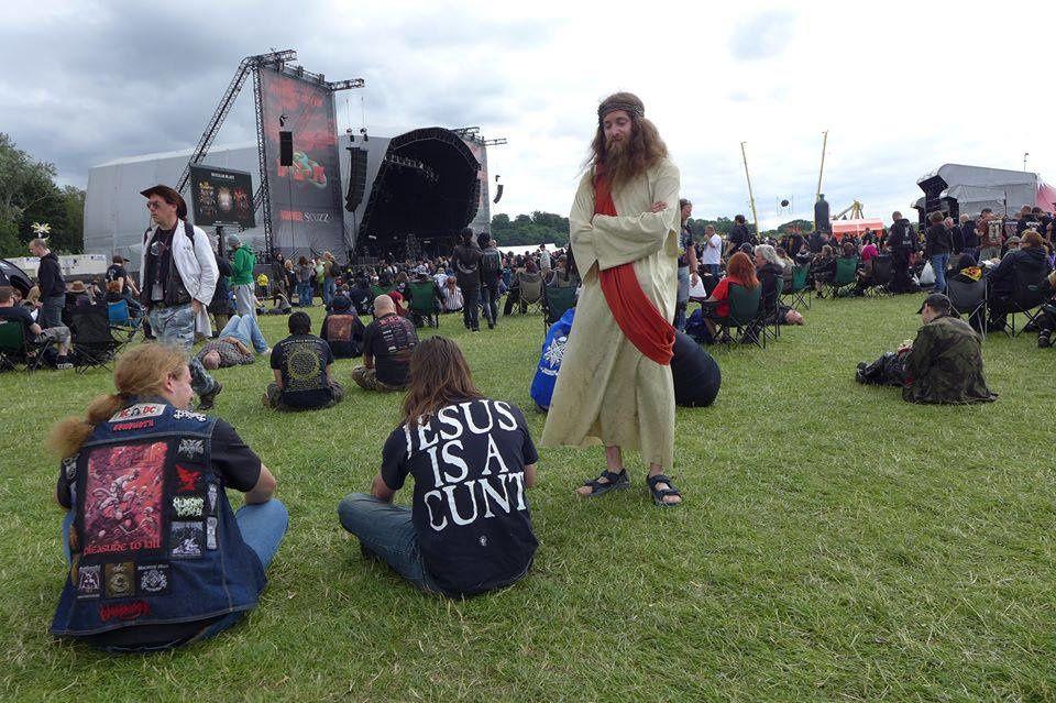 Jésus est un con