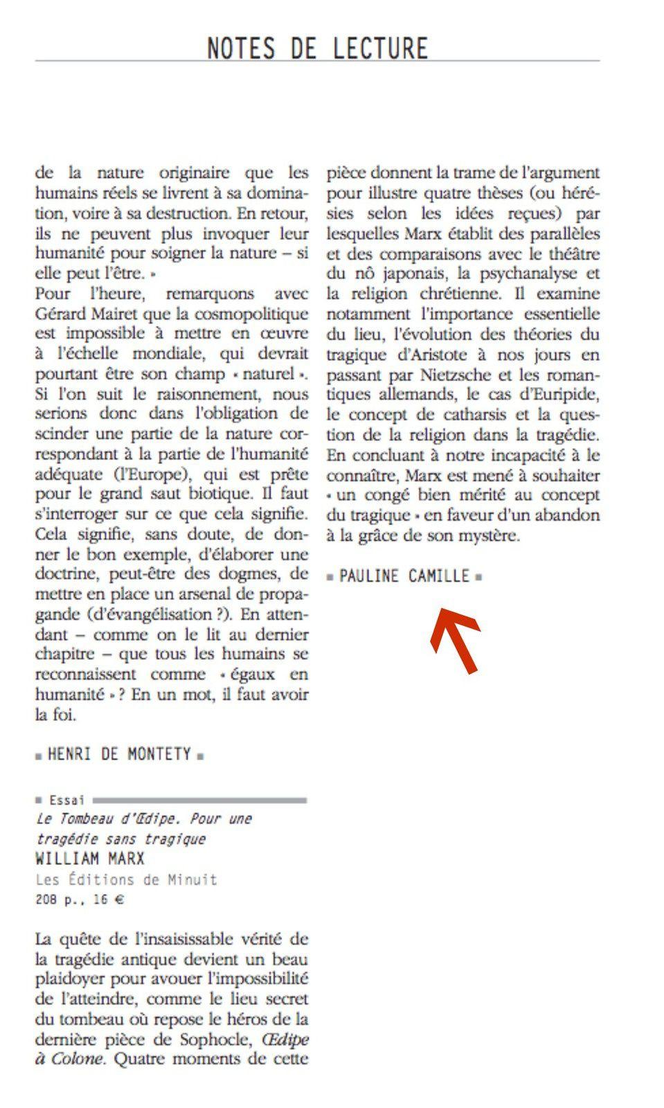 """François Morel : """"Gloire à toi Penelope Fillon"""""""