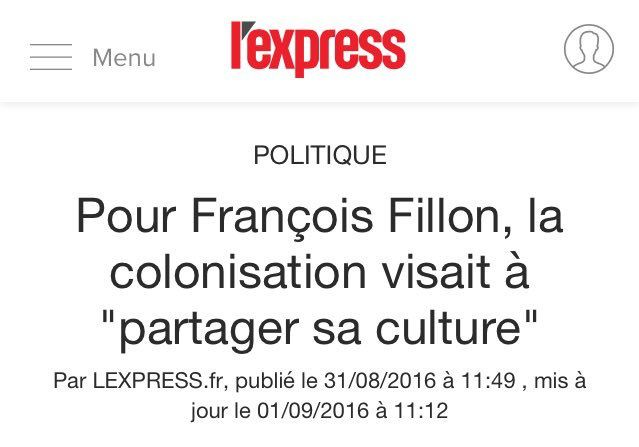 Colonisation : les girouettes