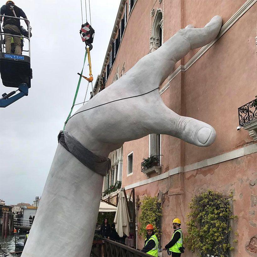 Les mains de Venise
