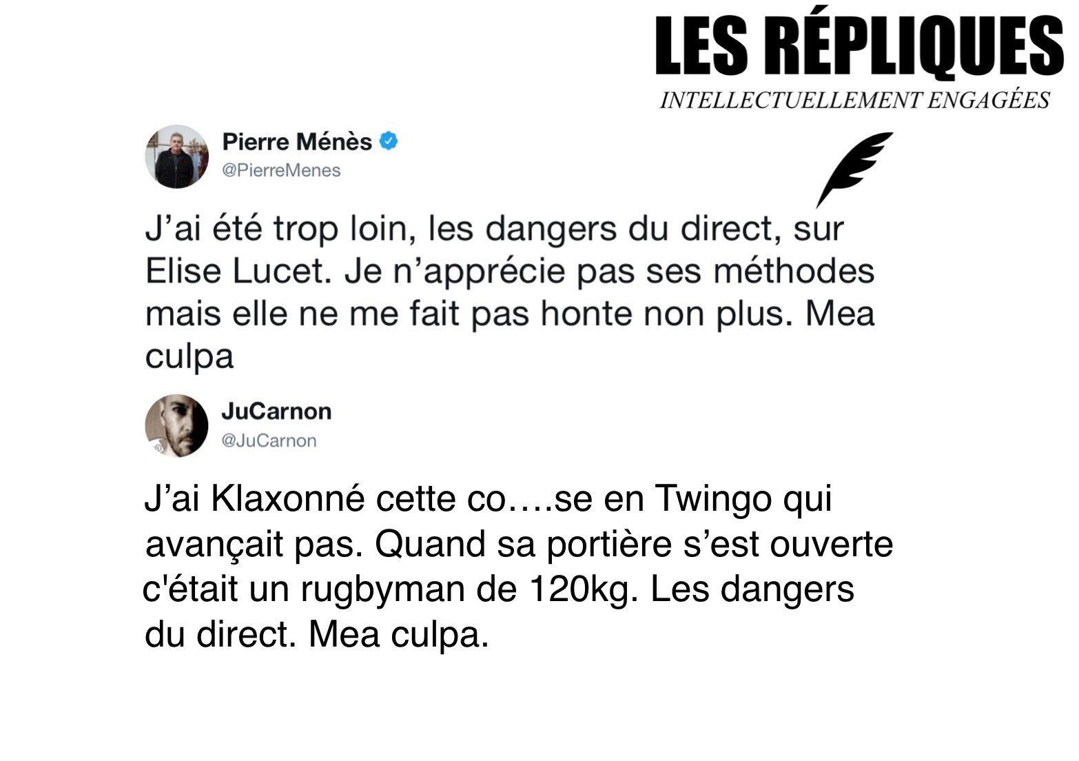 Pierre Ménès : journaliste (rires)