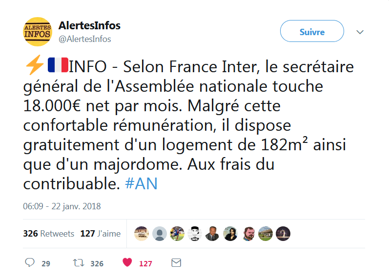 L'Assemblée Nationale !