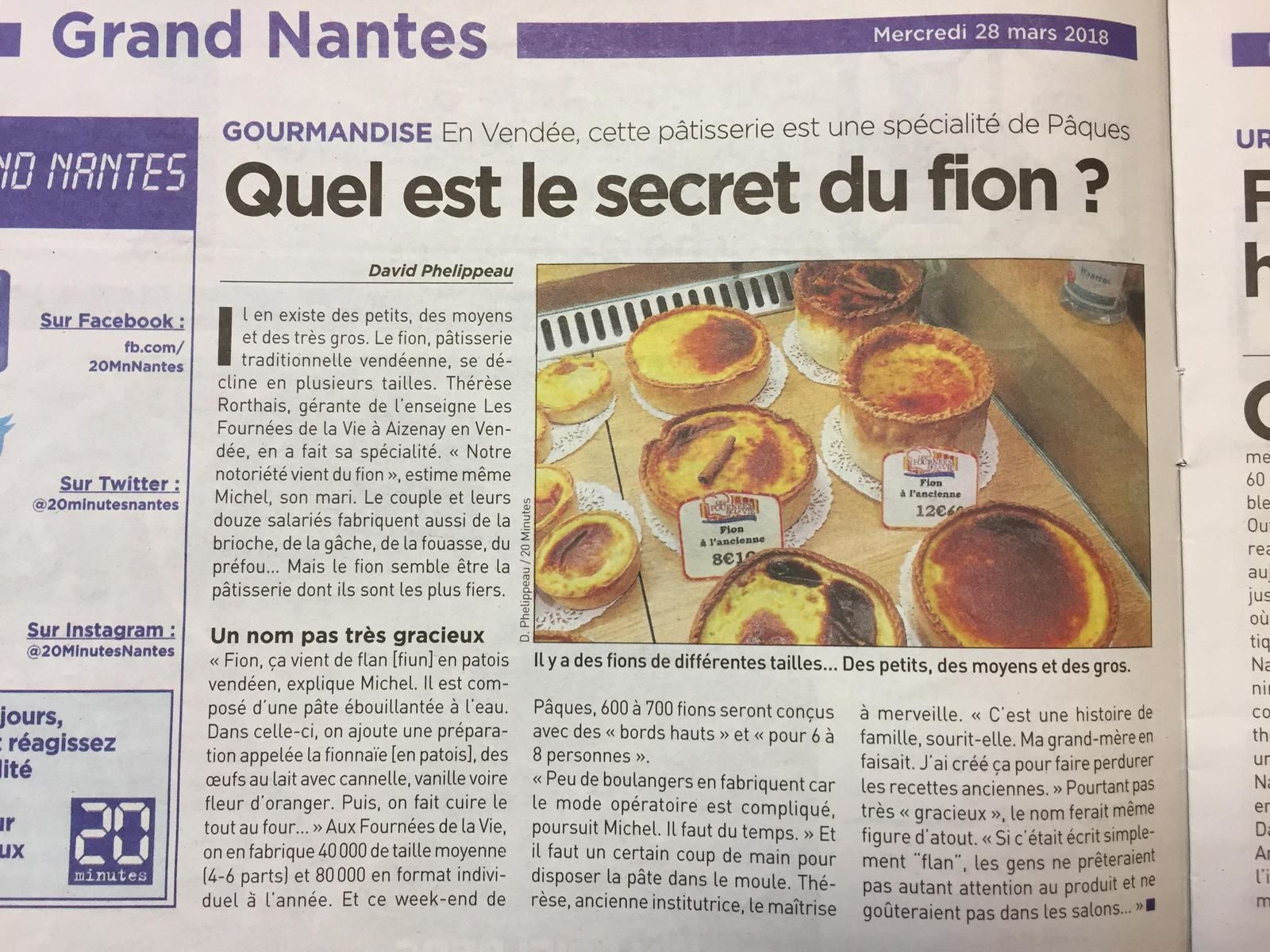 Le fion et son secret
