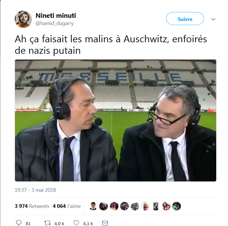 """Les PD arrogants"""