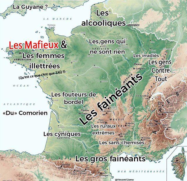 Les Bretons, c'est la mafia française