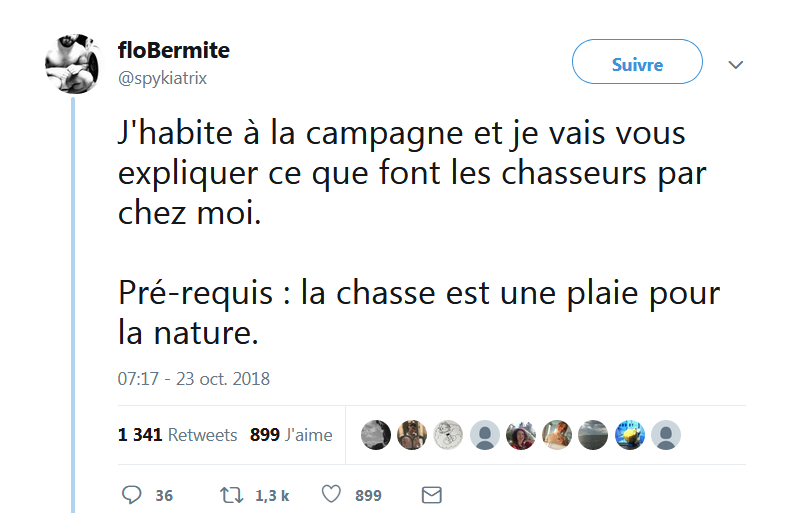 [Thread] Les chasseurs
