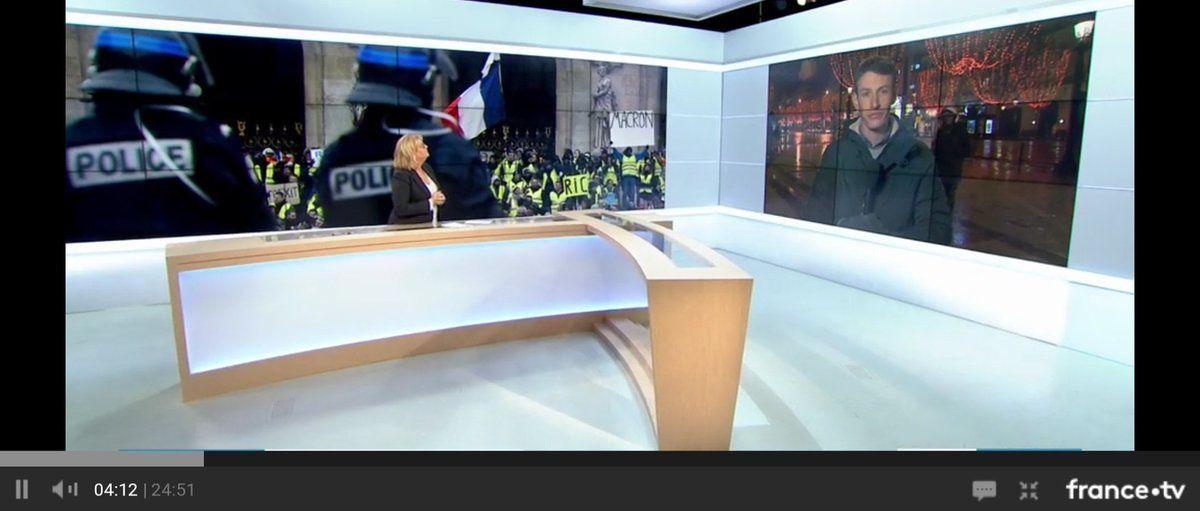 Le JT de France 3 trafique les images