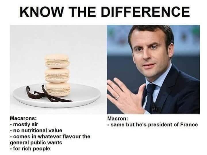 Président Macaron