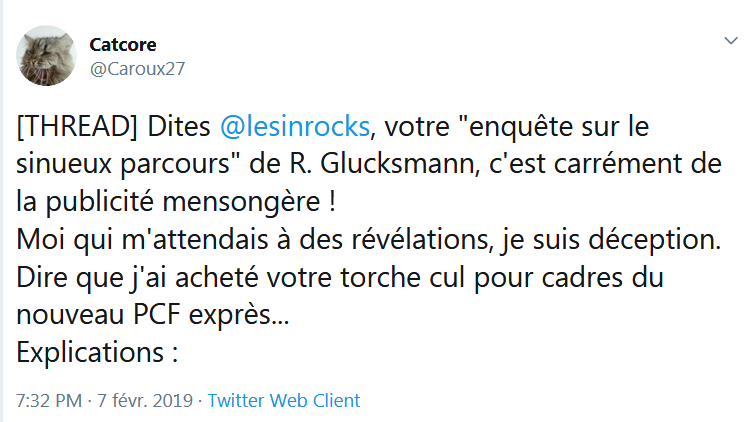 Glucksmann au PS