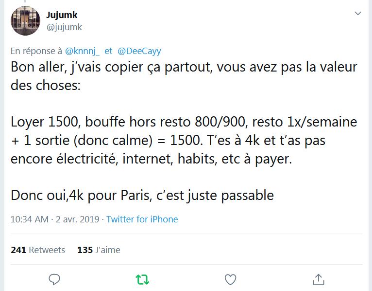 4K pour Paris, c'est tout juste