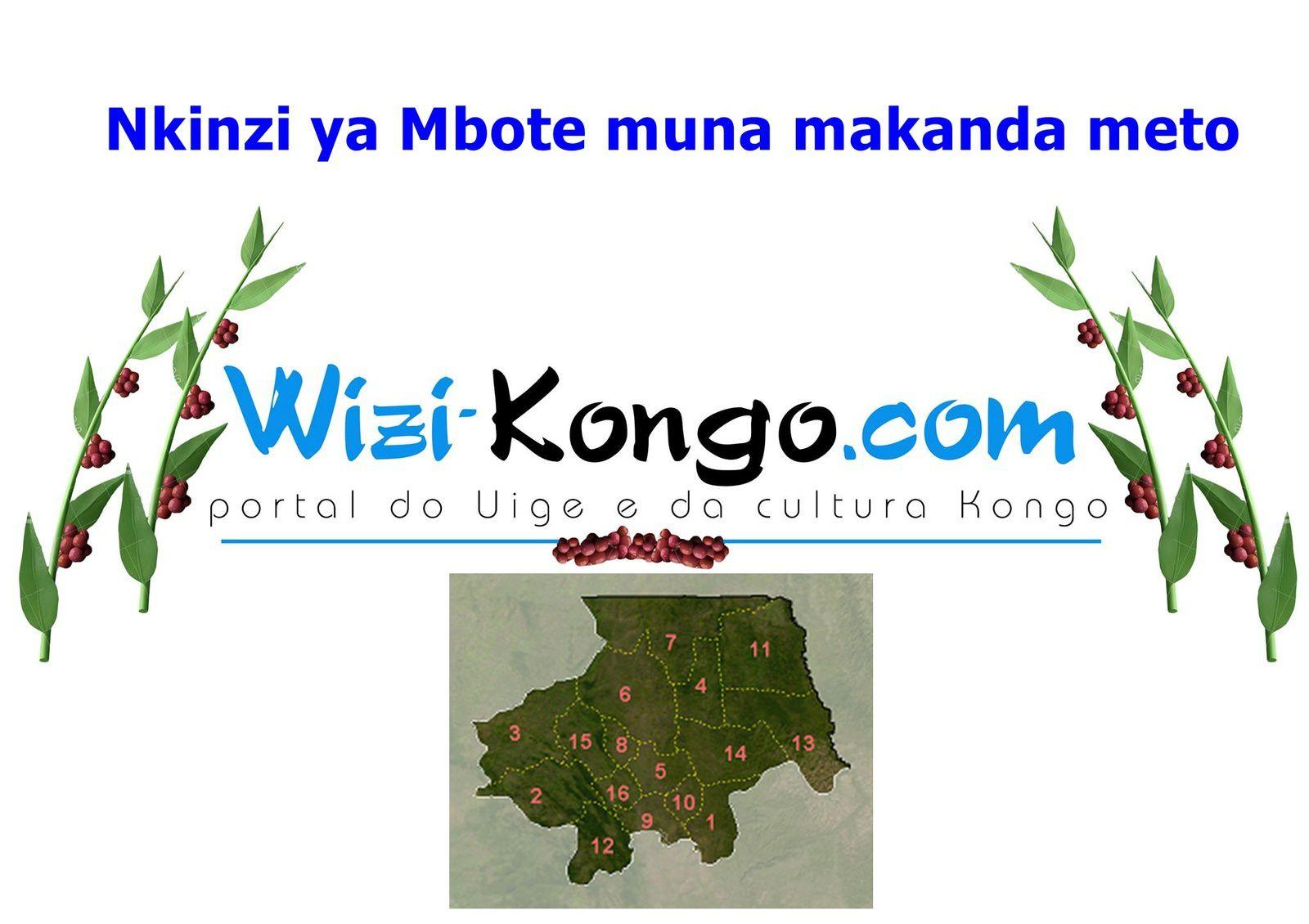 Adeus MUANA DAMBA e Viva MUNDAMBA e WIZI-KONGO